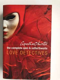 The complete qu'il and satterthwaite( Agatha Christie)