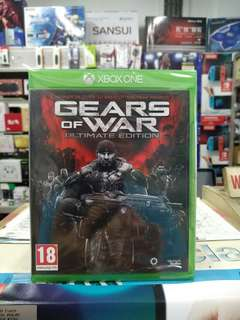 🆕 Xbox One Gears Of War Ultimate Edition