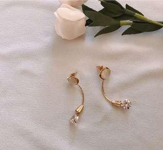 Eliza drop earrings
