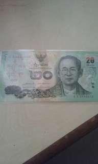 Yant thai dollor