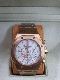 audemars watch