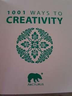 1001 ways to CREATIVITY