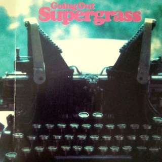 Supergrass Going Out Single