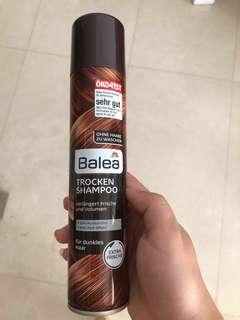 Balea trocken dry shampoo spray