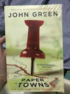 Paper Towns (by John Green)