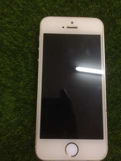 Iphone 5s gold import us