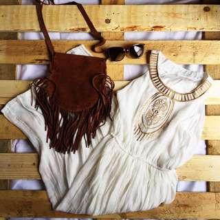 BOHO / BEACH / SUMMER LONG MAXI DRESS