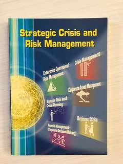 Strategic Crisis & Risk Management