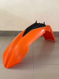 KTM MX Front Fender (Original)