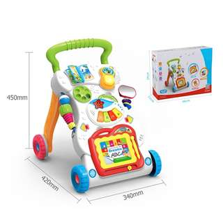 💯 Authentic 4in1 Music Baby Walker
