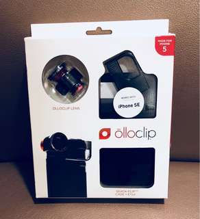 Olloclip 3-IN-1 Lens for iPhone 5/5s/SE
