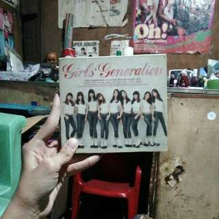 Girls' Generation Gee Album