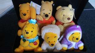 Authetic limited winnie the pooh edition