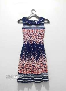 Floral Dress (branded🌹)