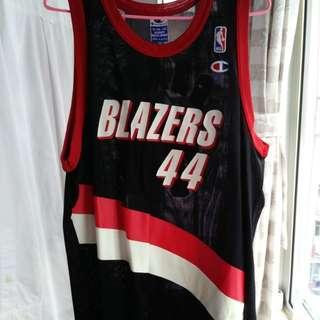 NBA Champion  Jersey 中古古著球衣