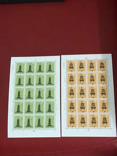 China Stamp- 2002-10 Pane