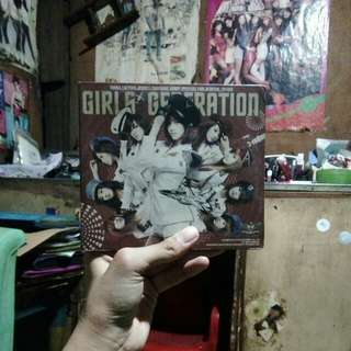 Girls' Generation Genie Album