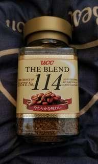 臨期清貨!UCC THE BLEND 114 即溶咖啡