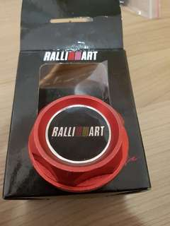 Mitsubishi Ralliart Engine Oil Cap
