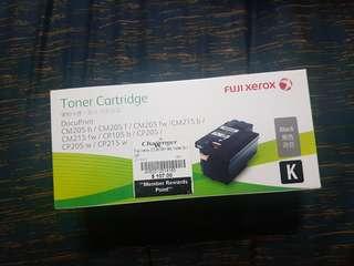 Fuji Xerox Toner Cartridge - Black