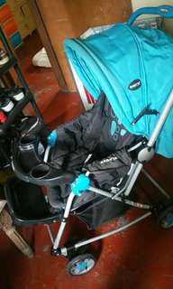 BABY BOY STROLLER 2nd hand for sale