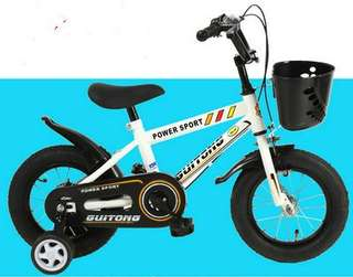 New children's bicycle boy stroller girl 3-6 year old baby bicycle child pedaling mountain bike