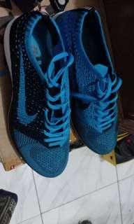 Nike flyknit Blue&black #mausupreme