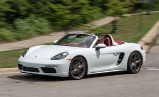 Porsche Boxster Rental ! (Wedding/Personal)
