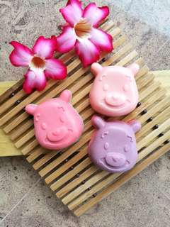 Winnie the Pooh handmade glycerin soap