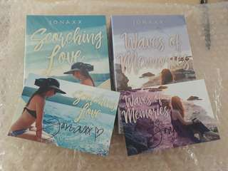 COSTA LEONA SERIES by JONAXX