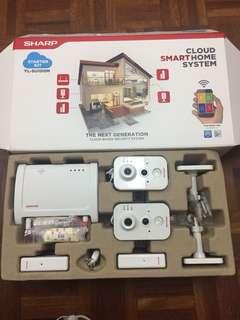 Sharp cctv cloud smart home system