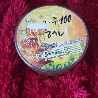 Pax Moly Jeju 100 Honey Soothing Gel