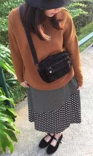 Kuro Sling Bag by SORA