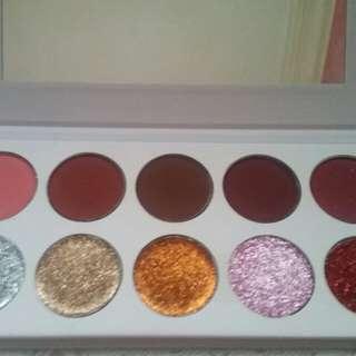Glitters eyeshadow