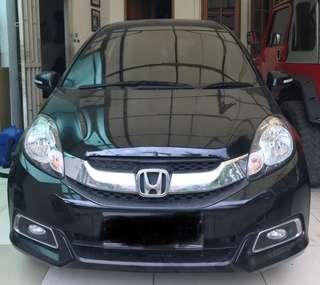 dijual cepat!! Honda Mobilio E cvt matic