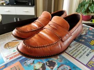 Deeks hand made loafers 手工皮鞋EU 42
