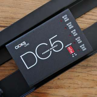 Cioks DC5 Isolated Power Supply + Extra Cables