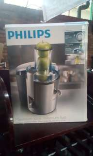 Juicer philips HR1861 like new