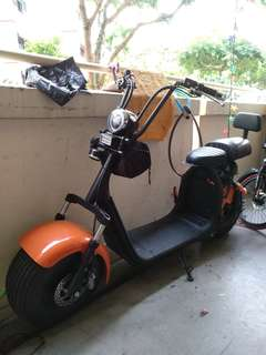 E scooter , harley, mobot, 60v , scooter, sw, sw4