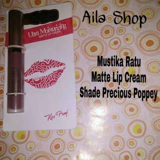 Mustika Ratu Lip Cream