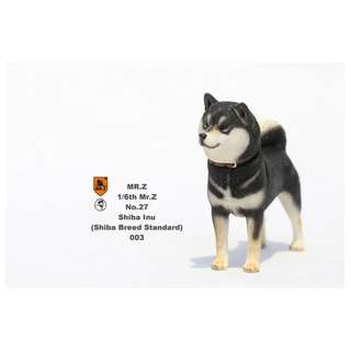 [PRE ORDER] MR.Z - Real Animal Series No.27 - Japanese Shiba Inu 003 - 1/6 Collectible Figure