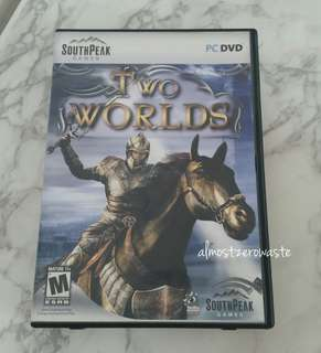 [PC DVD] Two Worlds