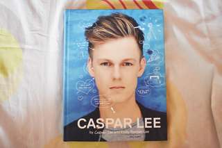 Caspar Lee by Caspar Lee and Emily Riordan Les