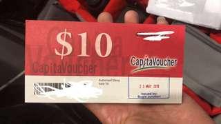 $350 CapitaLand Vouchers