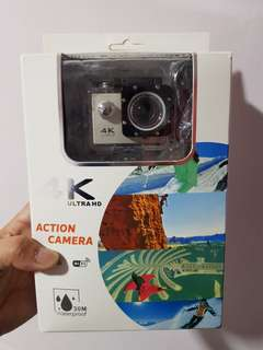 Action Camera - 4K Ultra HD / Waterproof / Wifi / Cheapest
