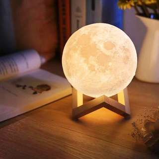 LED Moon Lamp 10cm ø - FOR PREORDER