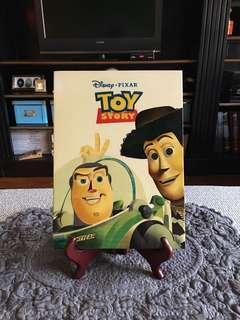 🚚 玩具總動員裝飾畫掛畫