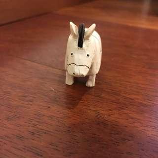 Cute Little Horse Decor