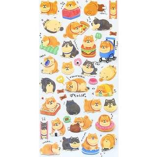 Stickers - Chubbo Shiba