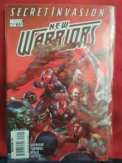 Marvel The New Warriors